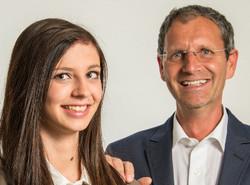 Annalena und Günther Rauch