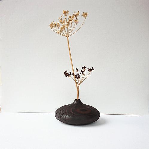 Scorched Bud Vase