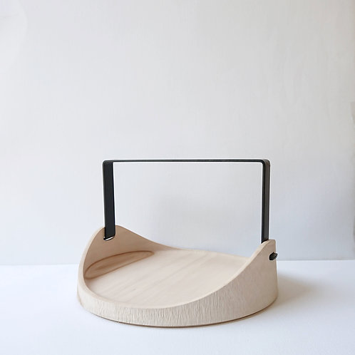 Sycamore Tray with Handle