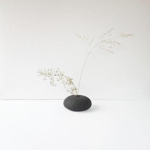 Scorched Ash Bud Vase
