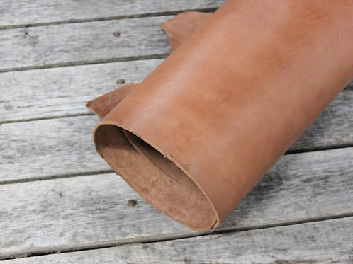Qtan Skirting Leather Rolled