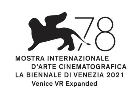 International Premiere at the Venice Film Festival