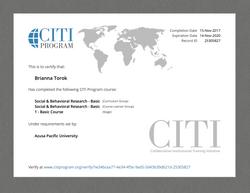 508A BTorok Citi Certificate copy