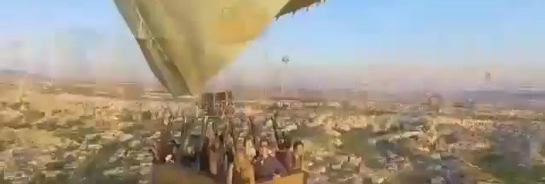 Cappadocia Balloon Ride (Standart Flight)