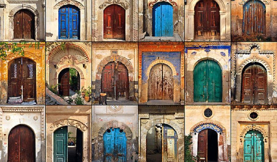 Mustafapasa Doors of Sinasos 6
