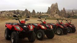 ATV Tour Kapadokya