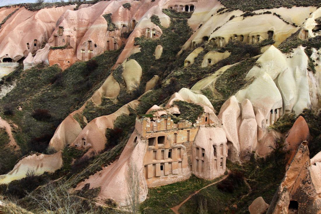 uchisar cappadocia turkey