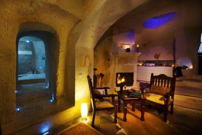 Peri Masalı Cave Hotel