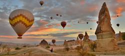 Kapadokya bag ve balonlar 1