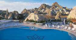 Kapadokya Balayı Oteli 3