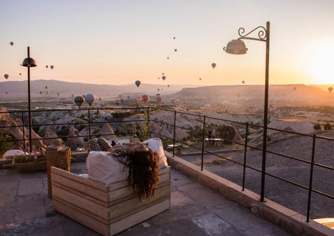 Kapadokya en iyi balayı otelleri