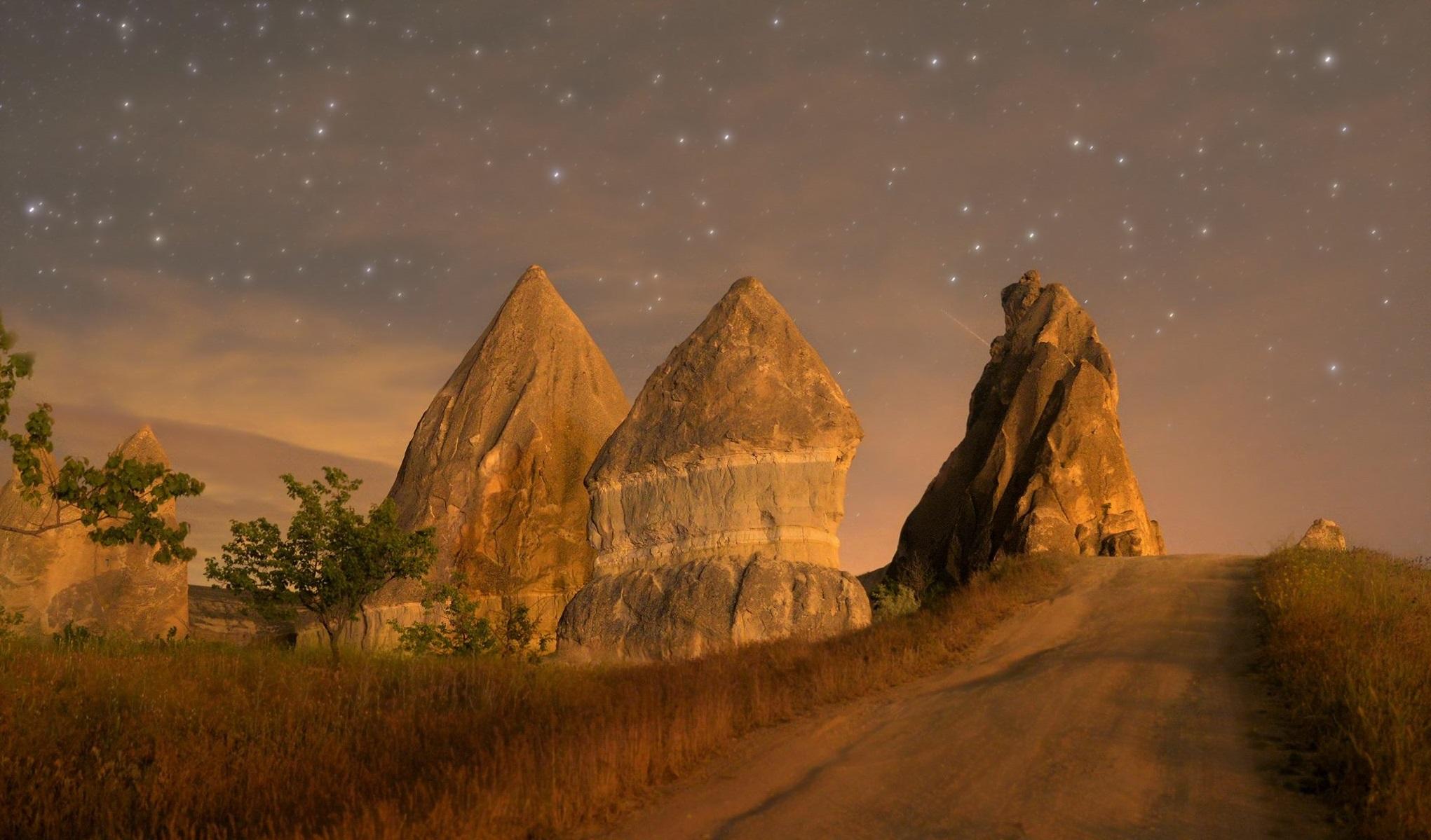 yıldızlarla yürü