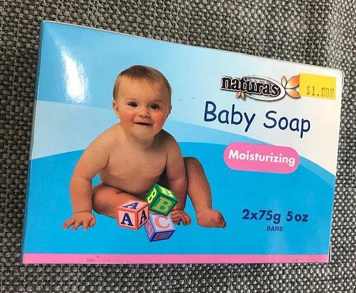 naturas Baby Soap