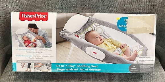 Fisher Price Rock'n'Play Soothing Seat