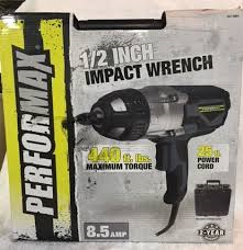 PERFORMAX Impact Wrench