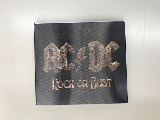 ACDC Rock Or Bust CD