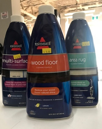 Bissell Floor Cleaners