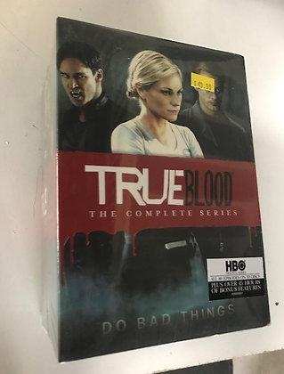 True Blood Complete Series Box Set