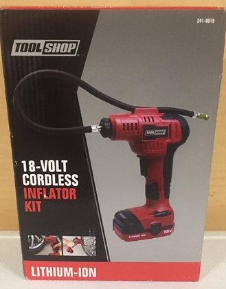 Tool Shop Cordless Inflator