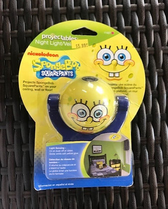 Spongebob Projectable Nightlight