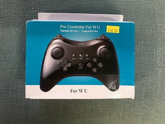 Pro Controller for WU