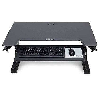 Ergotron WorkFit-TL Desktop Sit-Stand Workstation