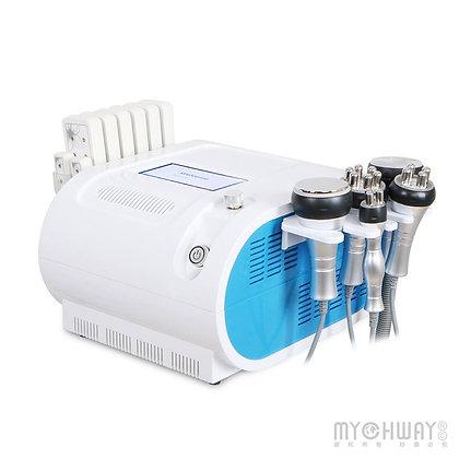 Ultrasonic Cavitation Vacuum Multipolar Slim SPA Beauty Machine