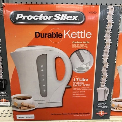 Proctor Silex 1.7L Durable Kettle