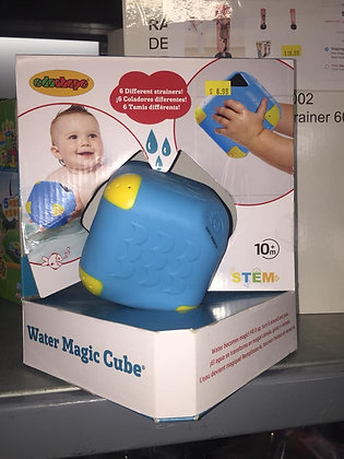 Water Magic Cube