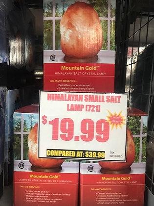 Himalayan Salt Lamp - 721