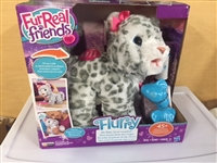 "FurReal Friends ""FLURRY Snow Leopard"""