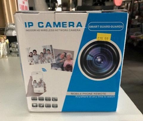 Indoor HD Wireless Network Camera
