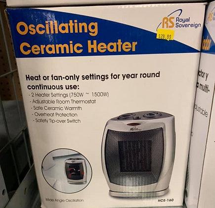 Royal Sovereign Oscillating Ceramic Heater