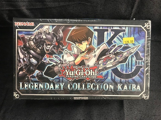YU-GI-OH! Legendary Collection Kaiba Trading Cards