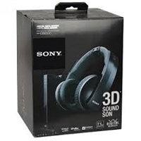 Sony 3D Sound On Headphones