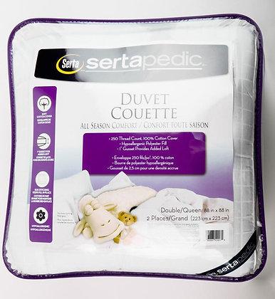Serta Sertapedic Duvet All Season Comforter