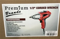 """Premium Brands 1/2"""" Corded Wrench"""