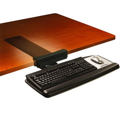 3M Tool-Free Installation Keyboard Tray