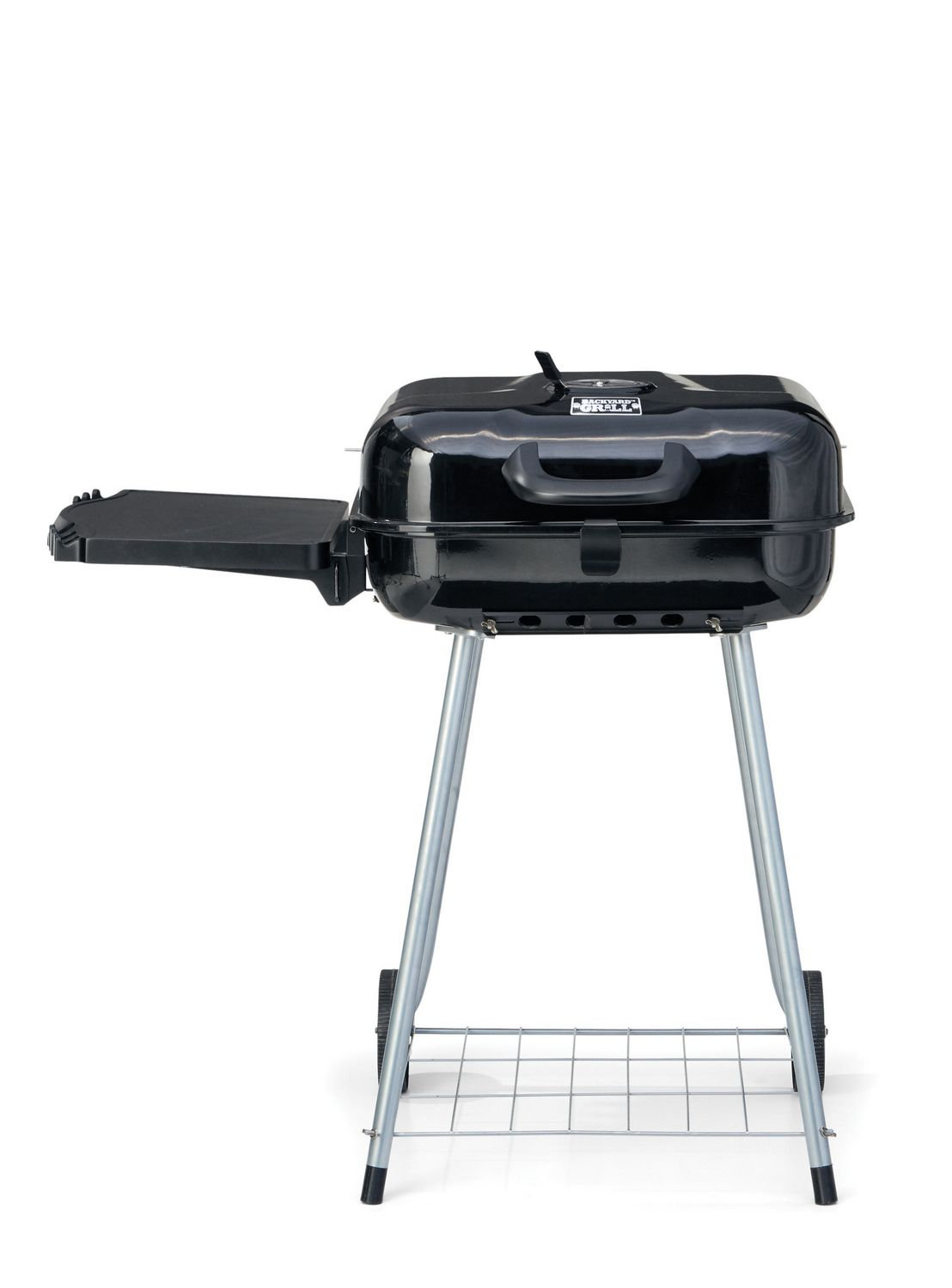 """Backyard Grill 22"""" Square Charcoal Grill 