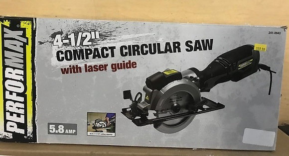 Performax Compact Circular Saw