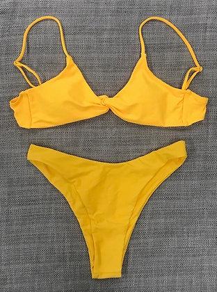 Yellow 2-Piece Bikini