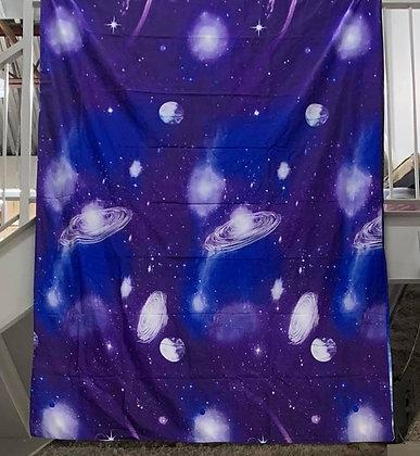 Galaxy Full/Double 3pc Bedding Set