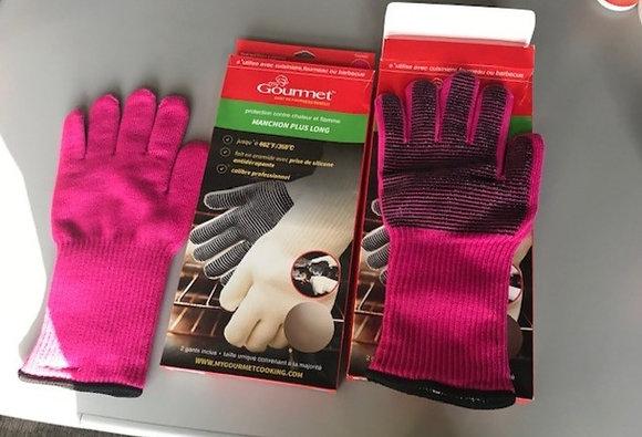My Gourmet Heat & Flame Resistant Gloves
