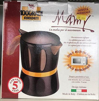 Mamy The Microwave Coffee Pot