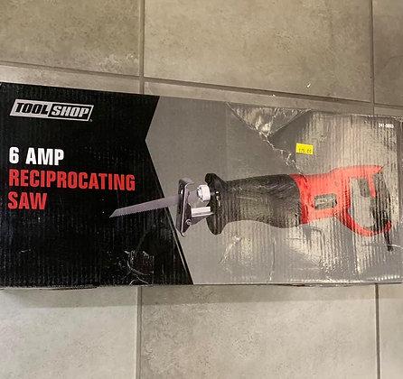 Tool Shop 6amp Reciprocating Saw