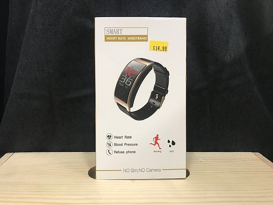 Smart Heart Rate Wristband