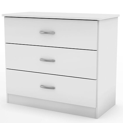 South Shore 3-Drawer Dresser