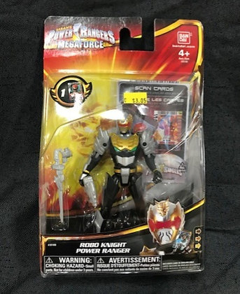 Power Rangers MegaForce: Robo Knight