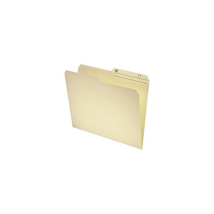 Staples Recycled File Folders