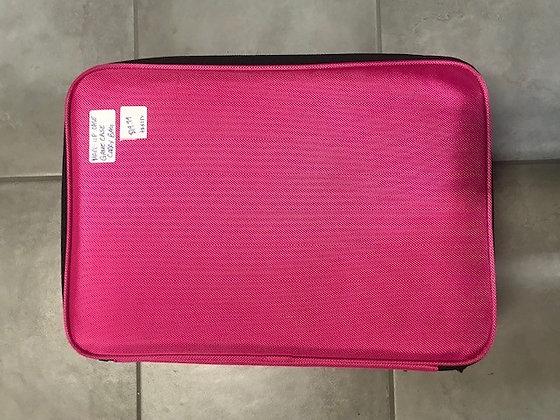 Pink Makeup Carrying Case